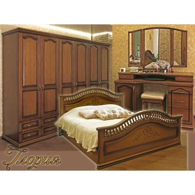 Спальный гарнитур Глория - мебель для спальни