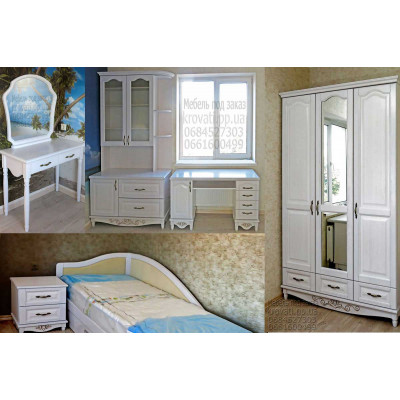 Спальный гарнитур Лорд - мебель для спальни