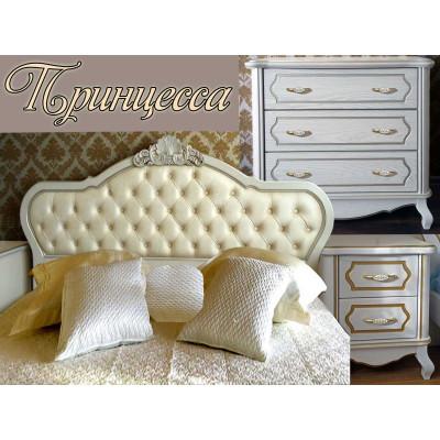 Спальный гарнитур Принцесса - мебель для спальни