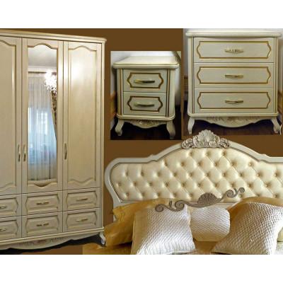 Спальный гарнитур Принцесса 2 - мебель для спальни
