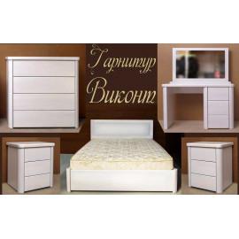 Спальный гарнитур Виконт 1
