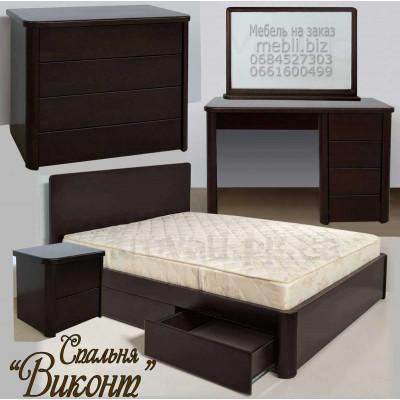 Спальный гарнитур Виконт 2 - мебель для спальни