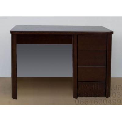 Деревянный компьютерный стол Виконт