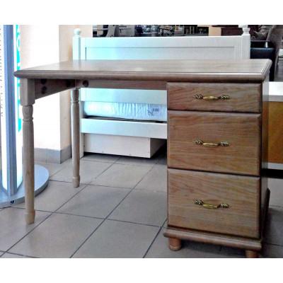 Деревянный письменный стол Барон 2